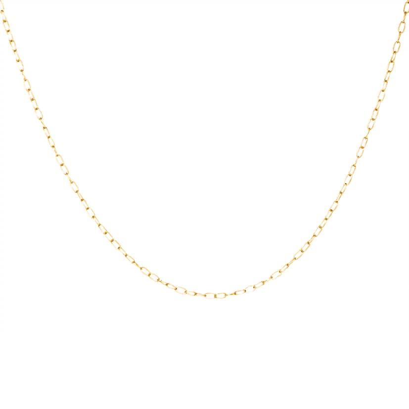 زنجیر طلا مدل استارفر