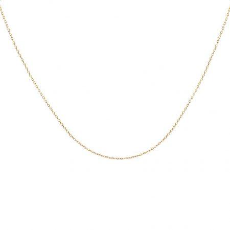 زنجیر طلا مدل فلامینگو