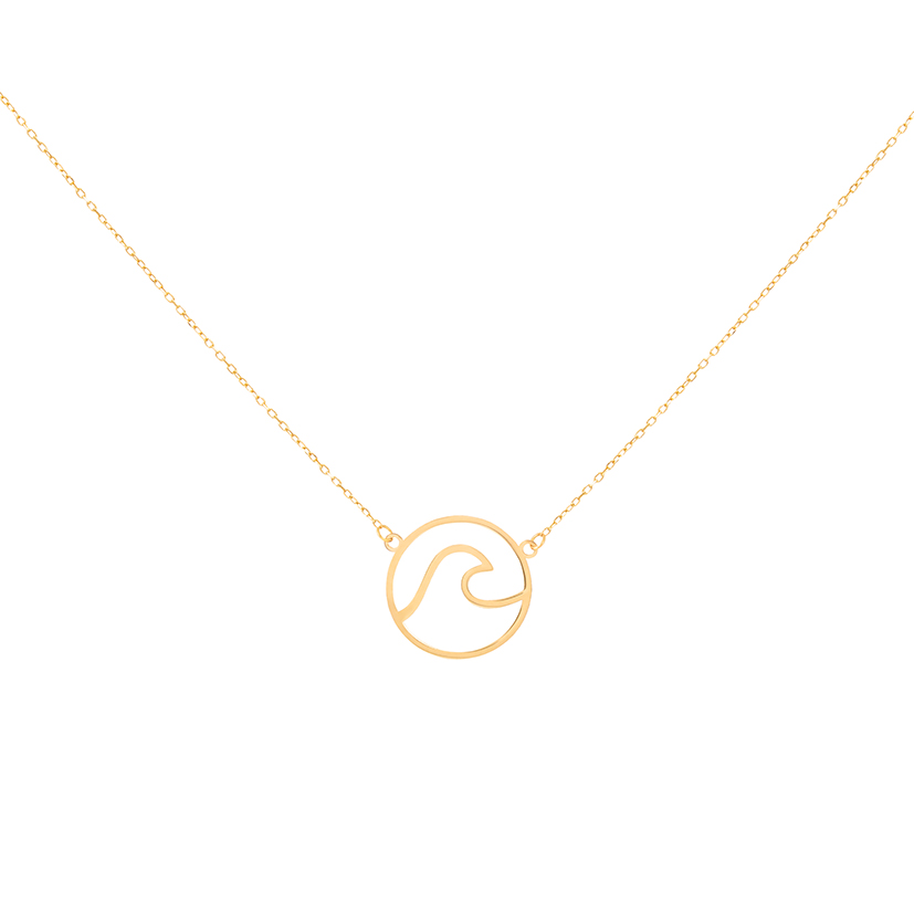 گردنبند طلا زنانه